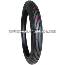motorcycle tyre 225x17 streamline pattern