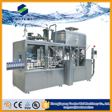 Gable-top carton packing machine for milk, yogurt, fruit juice, tea, drink, liquor