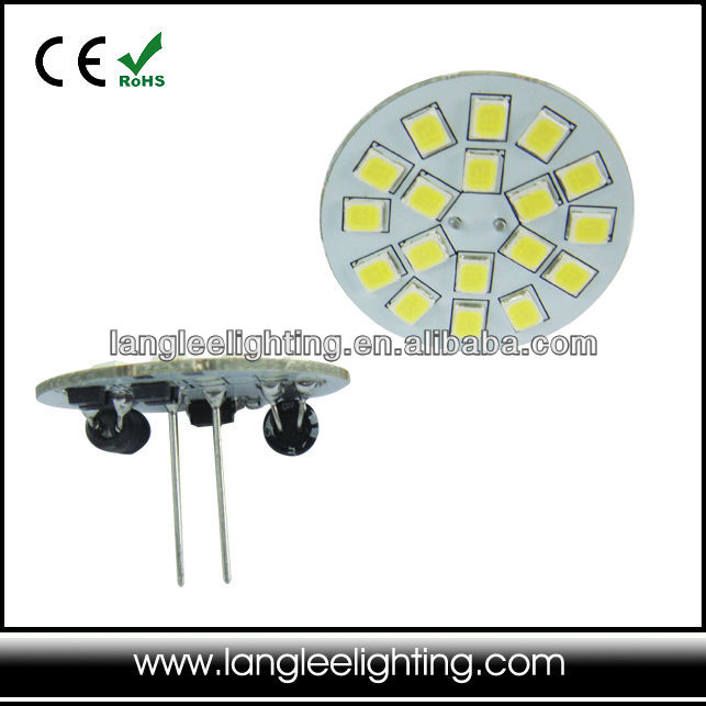 safety & reliable led lamp g4 180degree LED dome ceiling light 2.5W G4 pin