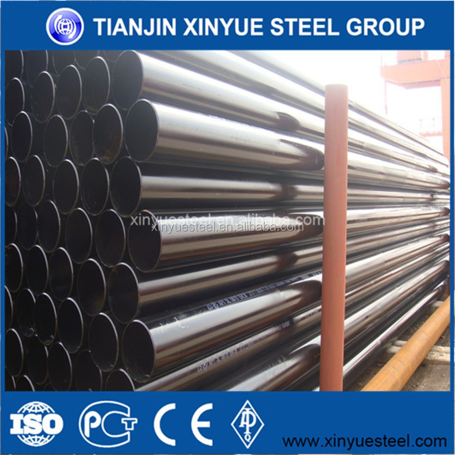 ASTM A 106 Grade Steel Pipes ERW