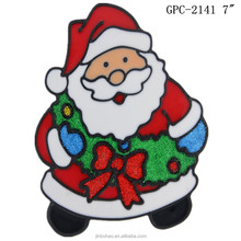 2016 New Holiday Window Static Cling Decal for Christmas
