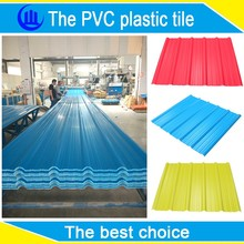 pvc house designs insulation color roof tile