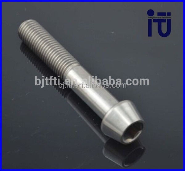 OEM acceptable long allen head bolt From China factory