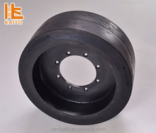 polyurethane solid tire for milling machine