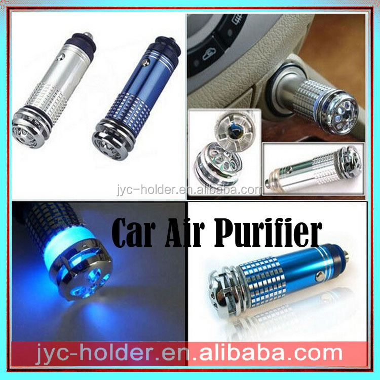 2015 newest car fresh ionizer air purifier , ALC121 , air cleaner car