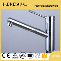 CE brass single hose kitchen sink industrial water faucets