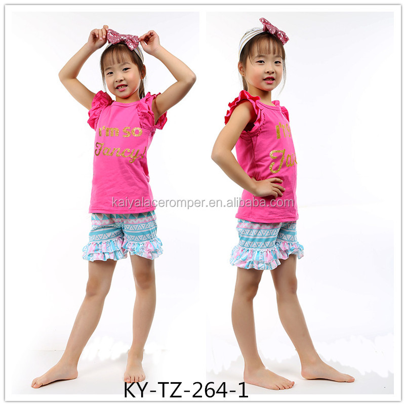 newborn boutique children clothes sets kids wear manufacturers