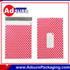 Adhensive Plastic Bags With 1 Or 2 Color Customized Printing