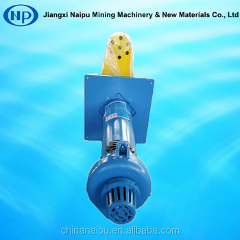 China manufacture NZJA high efficiency rubber impeller circulating submersible pump 2 inch