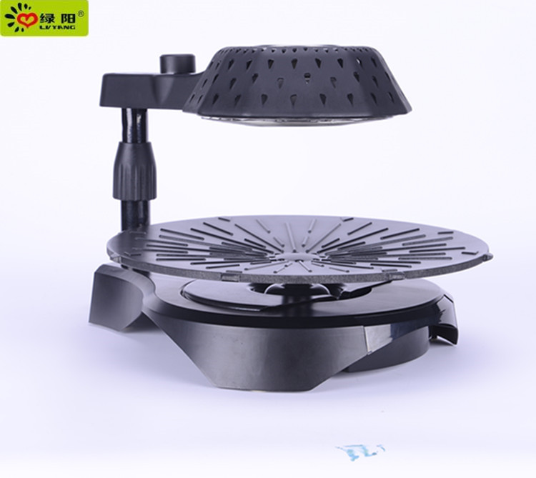Factory sales 2016 korean table top electric roaster/heavy duty charcoal bbq grill
