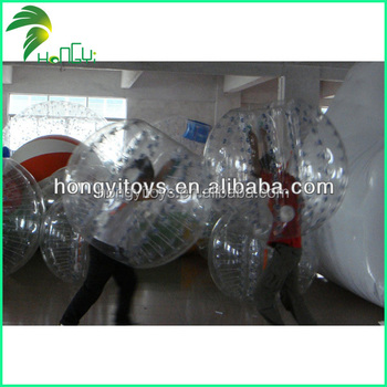 Amazing Inflatable Buddy Bumper Ball For Sales
