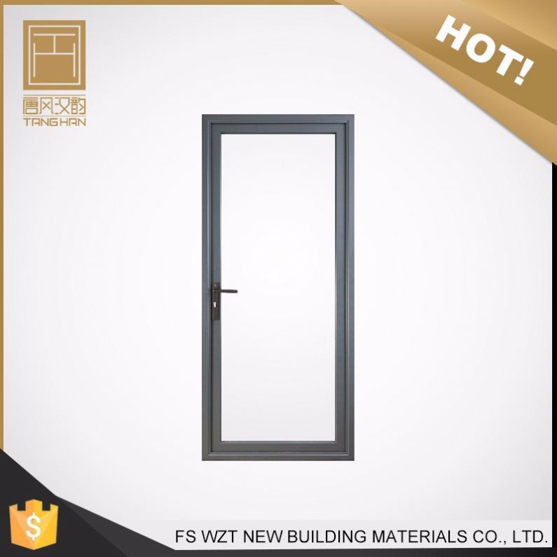 China oem manufacturer double glazing louvre door