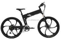 36V/8.8Ah electric mountain bike bicycle/ LCD chinese foldable electric bike prices
