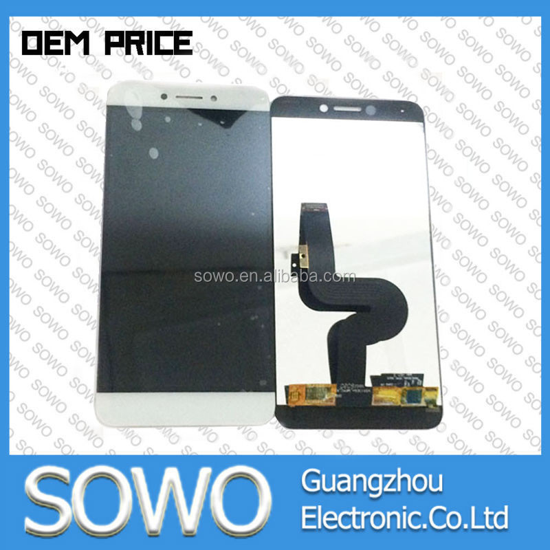 LCD display Touch Screen Digitizer For LeTV Le 1S X500 5.5 Inch LCD Spare Parts