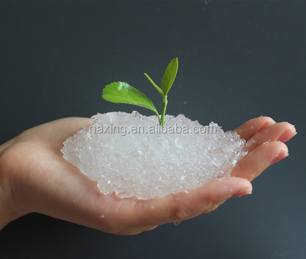 Acrylic polymer Potassium agriculture grade SAP Super absorbent polymer for agriculture