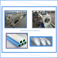 high quality plastic machine for pipe/tube making machine/pipe production line price