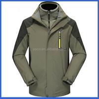 Winter waterproof men business casual jacket