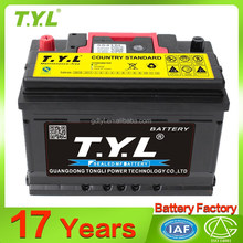 Yuasa technical 12V 54AH automotive battery in Auto Battery