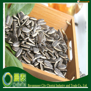 New Crop American Tpye White Striped Sunflower Seeds