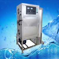 oxygen feed industrial large ozone generator for waste water treatment
