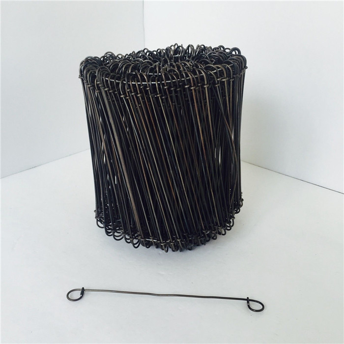 loop tie wire(single or double head) twist tie from steel company