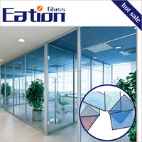 Eation Hollow Glass Tempered Insulated Glass Soundproof for Office Wall/Door