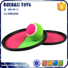 Sticky target ball outdoor sport toy catch ball game for kids