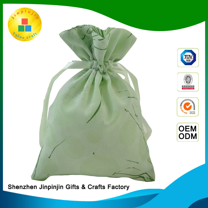 China factory supply Air spinning handmade organic cotton flour bags for sale