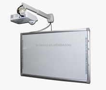 Tacteasy new interactive whiteboard with projector writing board for classroom