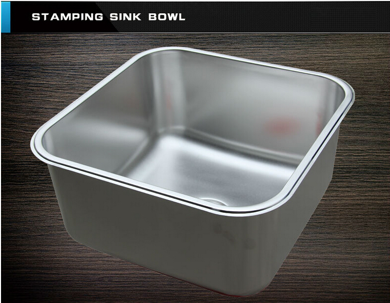 double bowls good design new fashion commercial sink