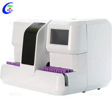 Medical Fully Automated HbA1c Analyzer , Hemoglobin Hba1c Analyzer