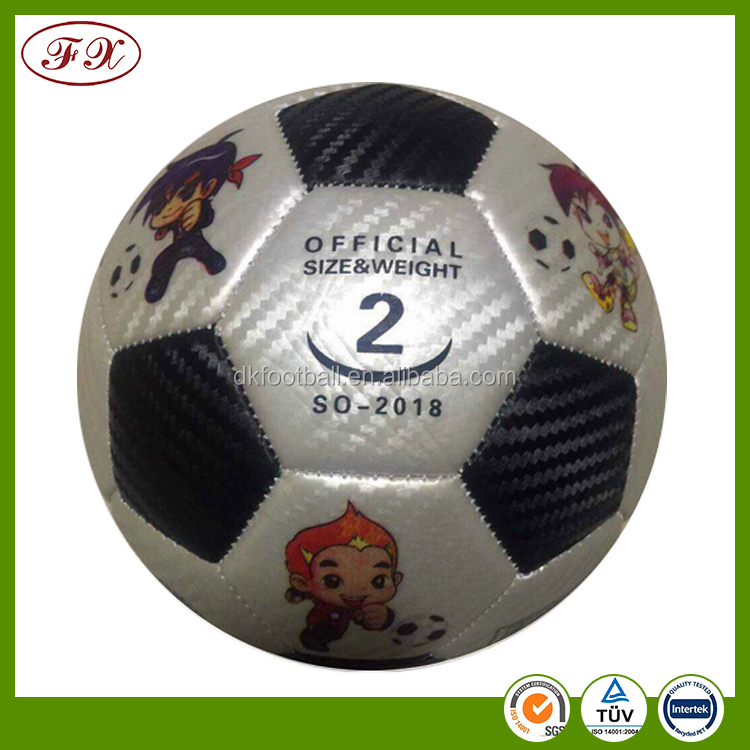 PU/TPU/PVC Material tpu leather size 5 football/soccer ball