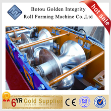 Used Color Steel Metal Roof Ridge Cap Tile Cold Roll Forming Machine/Making Machine China