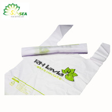 Factory Direct Sales wholesale for loop handle plastic bag/plastic bag on alibaba