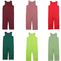 2016 latest design 0-5t baby boys longall onesie knit stripe Organic Cotton Baby Rompers Wholesale baby Clothes