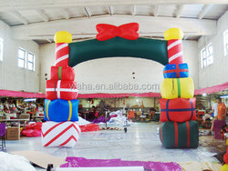 decorative christmas arches for holdiay party supply