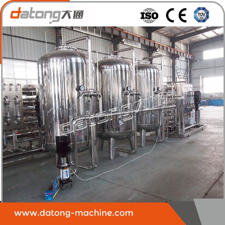 automatic Underground Water / River Water Treatment Plant With Good After-sale Service