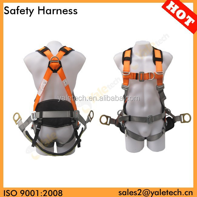 CE EN361 YL-S312 personal protective equipment/mens body harness/climbing safety belt