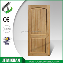 China interior pine solid wood door