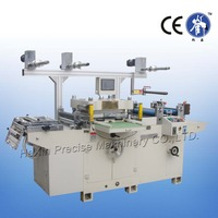 Flat Bed Roll To Sheet Roll Die Cutting Machine