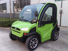 2016 hot sale 2 seater 4 wheel mini electric car made in China