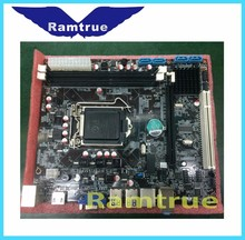 wholesale ddr3 types of computer core i3 i5 i7 supported H55 Intel motherboard LGA1156