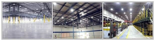 Good quality five years warranty ufo led high bay light, IP65 high bay ufo