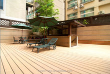 new design wpc decking flooring wpc board price for wholesales made in china