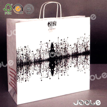 Gift Packaging Paper Bag for Retail Shop Promotion with Rope Handle Tough