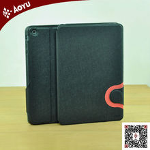 hot selling new products leather case for ipad
