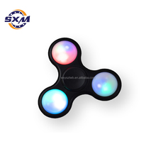 2017 Hot Sale Hand Spinner Fidget Toy with LED Light