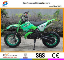 49cc Mini Dirt Bike and Kawasaki 50cc DB003