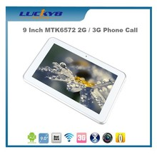 9 inch 3G Dual Core 1GB+8GB tablet manufacturing company