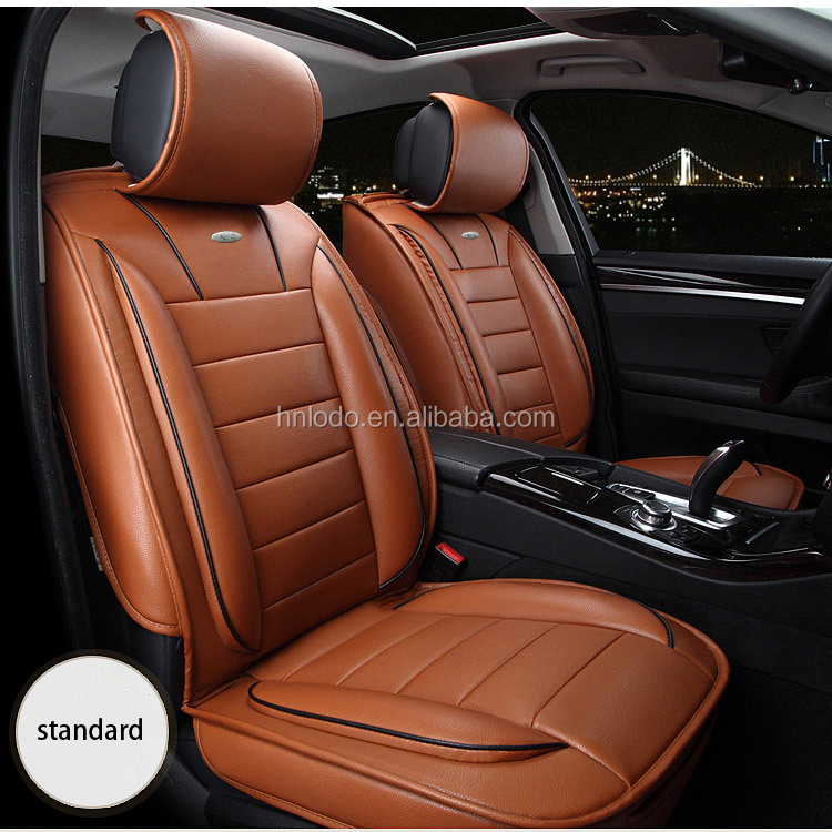 interior leather car seats